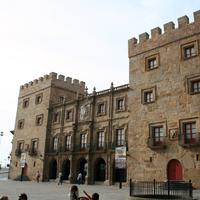 Revillagigedo Palace in Gijon, Spain