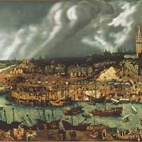 Seville in the 16th Century
