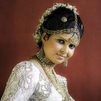 Bride in Sri Lanka