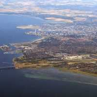Full Aerial View of Malmo