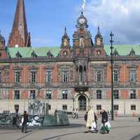 Old City Hall in Malmo