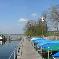 Marina at Uster, Switzerland