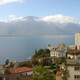 Montreux and Lake Geneva landscape