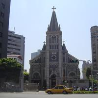 Holy Rosary Cathedral in Kaohsiung, Taiwan