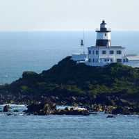 Cape Fuguie Lighthouse in Taiwan