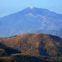 Mount Wufen in Northern Taiwan