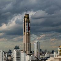 Bayoke Tower II in Bangkok, Thailand