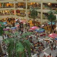 Seacon Square in Bangkok, Thailand shopping center