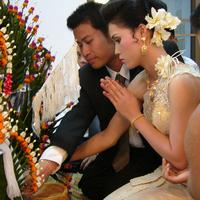 Rural Thai Marriage, Thailand