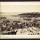 Vintage Panoramic photo in Istanbul, Turkey