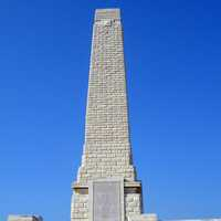 British war monument for the Battle of Gallipoli in Canakkale, Turkey