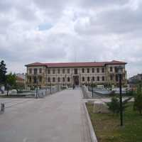 Museum of archaeology in Çorum in Turkey