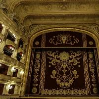 Odessa Opera and Ballet Theater Main Stage in Ukraine
