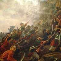 Russian and Cossack troops take the fortress of Khadjibey, founding Odessa