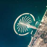 Palm Islands in the United Arab Emirates - UAE