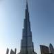 The tallest building in the world, Burj Khalifa in Dubai, United Arab Emirates, UAE
