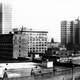 Black and White Skyline of Birmingham, Alabama