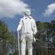 Sam Houston Statue in Huntsville, Alabama