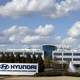 Hyundai Manufacturing Plant in Montgomery, Alabama in 2010