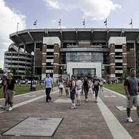 Bryant-Denny Stadium at the University of Alabama