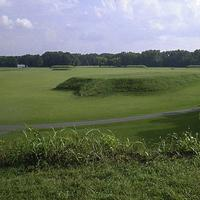 Moundville Archaeological Site in Alabama