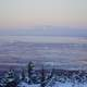 Anchorage from Glen Alps in Alaska