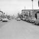 Fourth Avenue in 1953, Anchorage, Alaska