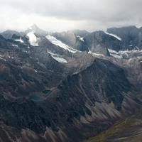 Arrigtech Peaks Landscapes at Gates of the Arctic National Park