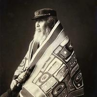 Chief Anotklosh of the Taku tribe, 1913, Juneau, Alaska