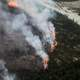 Currant Creek Fire at Lake Clark National Park