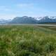 Western Bear Viewing Area landscape in Lake Clark National Park