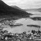 Harbor of Wrangell, Alaska in 1897