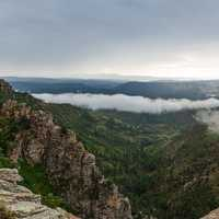 Monsoon Season on the Mogollon Rim