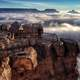 Grand Canyon with Clouds landscape