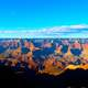 Overview of the landscape at Grand Canyon National Park, Arizona