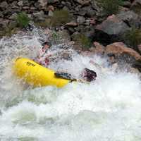 Whitewater Rafting at Grand Canyon National Park, Arizona