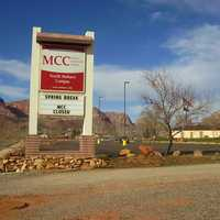 Mohave Community College North Mohave Campus in Colorado City, Arizona