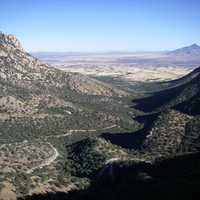 Montezuma Pass at Coronado National Memorial in Sierra Vista, Arizona
