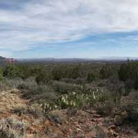 Mooney Trail landscape in Arizona