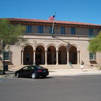 Old Yuma Post Office in Arizona, United States