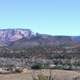Panoramic of the area of Sedona, Arizona