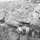 Quarry Opening at Cave Creek, Arizona 1893