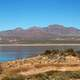 Roosevelt Lake Panoramic View in Arizona