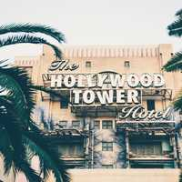 Hollywood Tower Hotel in Los Angeles, California
