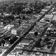 Anaheim Cityscape in 1922 in California