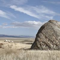 East Rock at Carrizo Plain National Monument