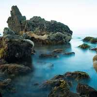El Pescador Beach in California
