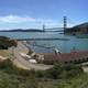Fort Baker Panoramic with Golden Gate Bridge