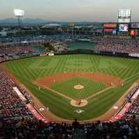 Full Overview of the Anaheim Angel's Stadium in California