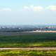 Landscape View of the San Joaquin Valley in California